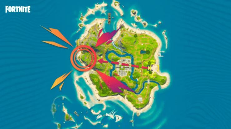mapa fiesta campal