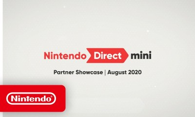 Nintendo Direct Mini Agosto
