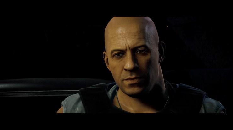 Rápidos y Furiosos Encrucijada Vin Diesel