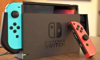 Nuevo modelo Nintendo Switch