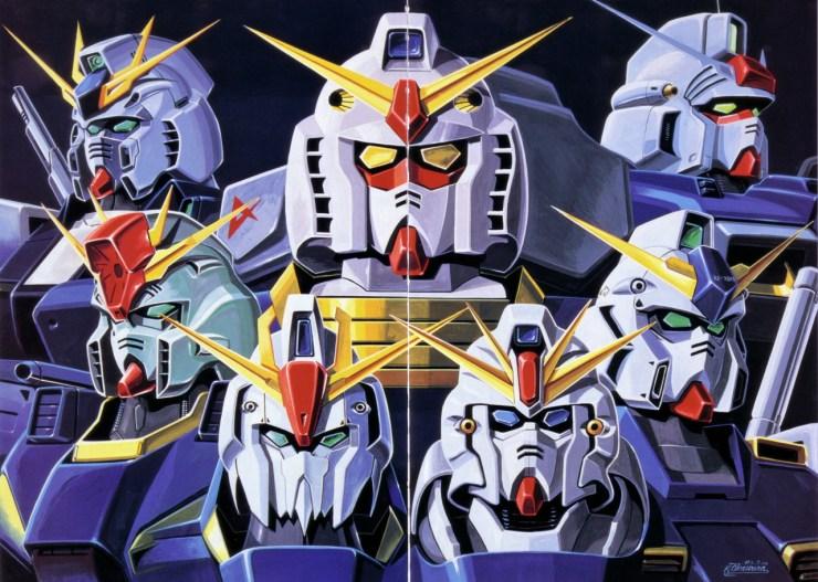 Gundam guía Universal Century