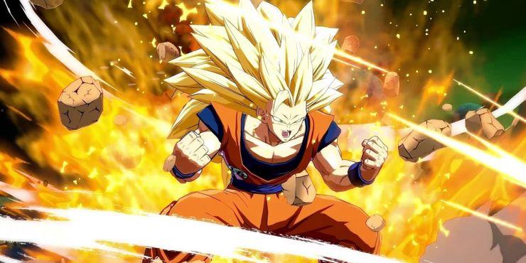 Dragon Ball FighterZ parche 1.25