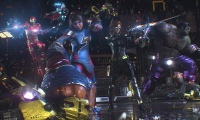 Avengers juego guía