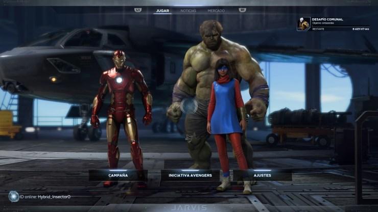 Marvel's Avengers - cómo jugar sin estar conectado a internet