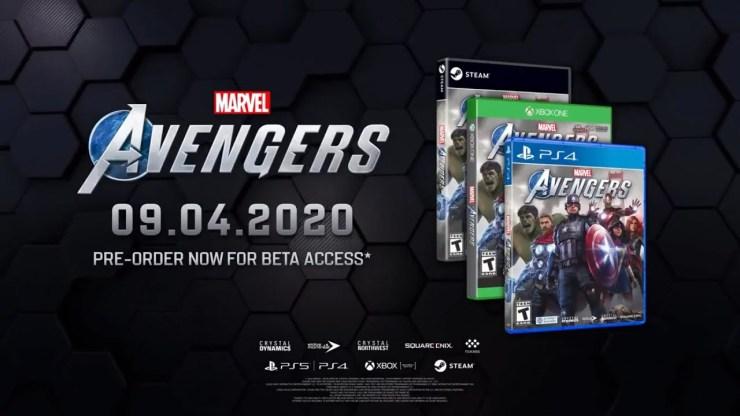 Beta Avengers