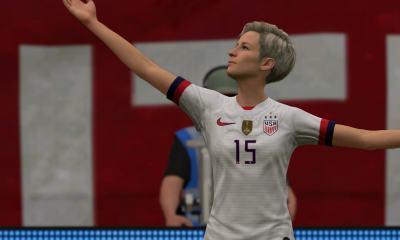 Megan Rapinoe FIFA