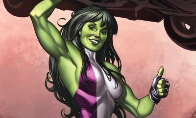She-Hulk serie