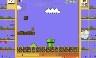 Super Mario Bros 35