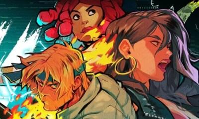 Streets of Rage 4 actualización