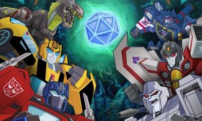 Nuevo juego transformers