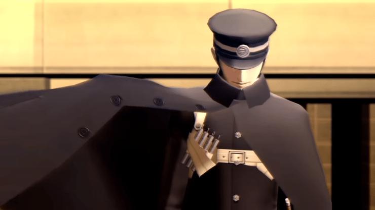 Shin Megami Tensei quién es Raidou Kuzunoha XIV