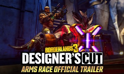Borderlands 3 Designer's Cut Arms Race