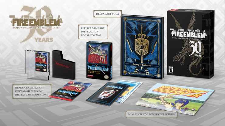 Fire Emblem aniversario 30 años