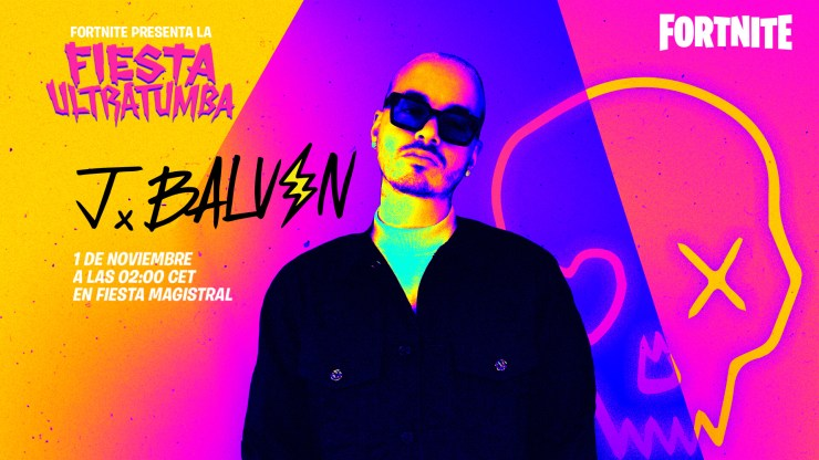fortnite j balvin