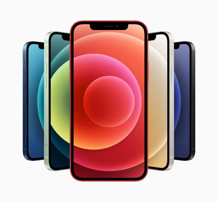 iPhone 12 HomePod Mini