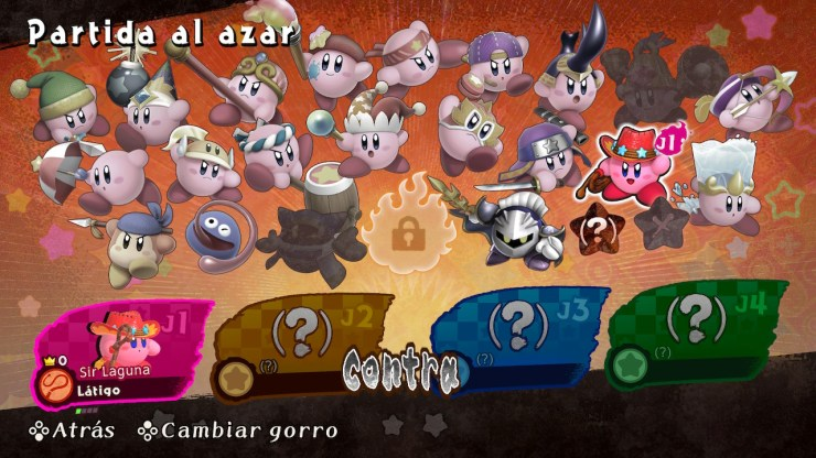 Kirby Fighters 2 reseña