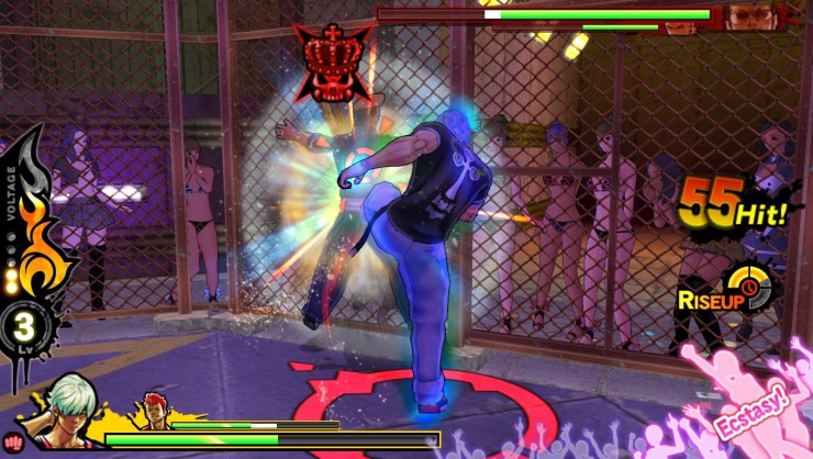Uppers reseña review crítica análisis