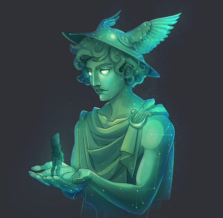 Inmortals Fenyx Rising arte música jugabilidad mitología griega historia protagonista