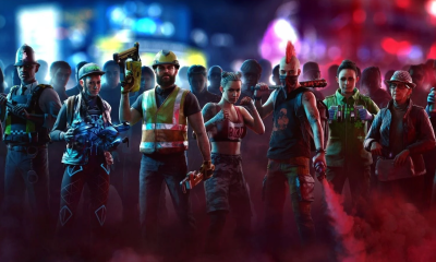 Watch Dogs Legion Multijugador