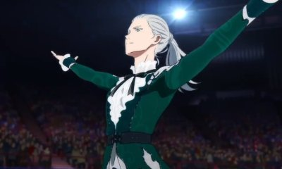 película Yuri on Ice Adolescense