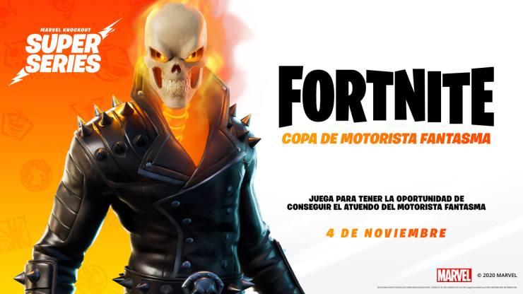 Ghost Rider Fortnite