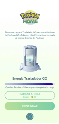 Trasladador GO