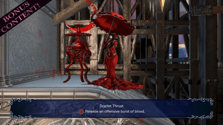 Cómo jugar con Bloodless en Bloodstained