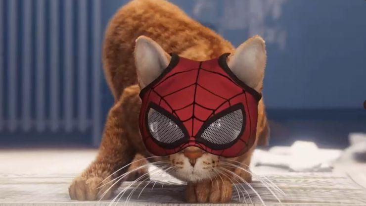 cómo desbloquear traje Spider-Cat en Spider-Man: Miles Morales