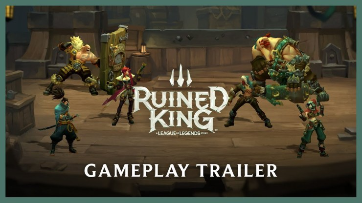 ruined king rpg
