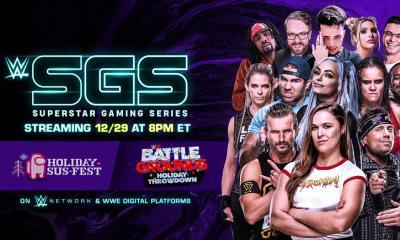 WWE videojuegos