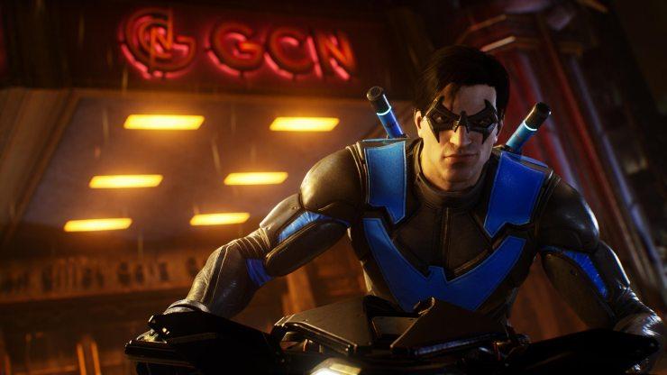 Gotham Knights fecha lanzamiento personajes Batman historia multijugador
