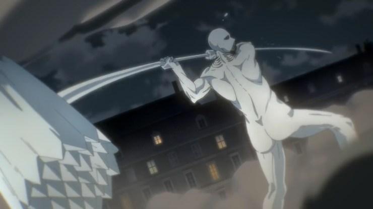 poderes nueve titanes SNK Shingeki no Kyojin manga anime Titán Martillo de Guerra Titán Acorazado