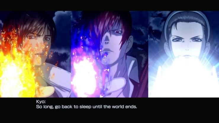 KOF XV fecha salida The King of Fighters XV Playstation 4 PS4 anime tráiler mecánica combate historia cuántos personajes lanzamiento qué es kof