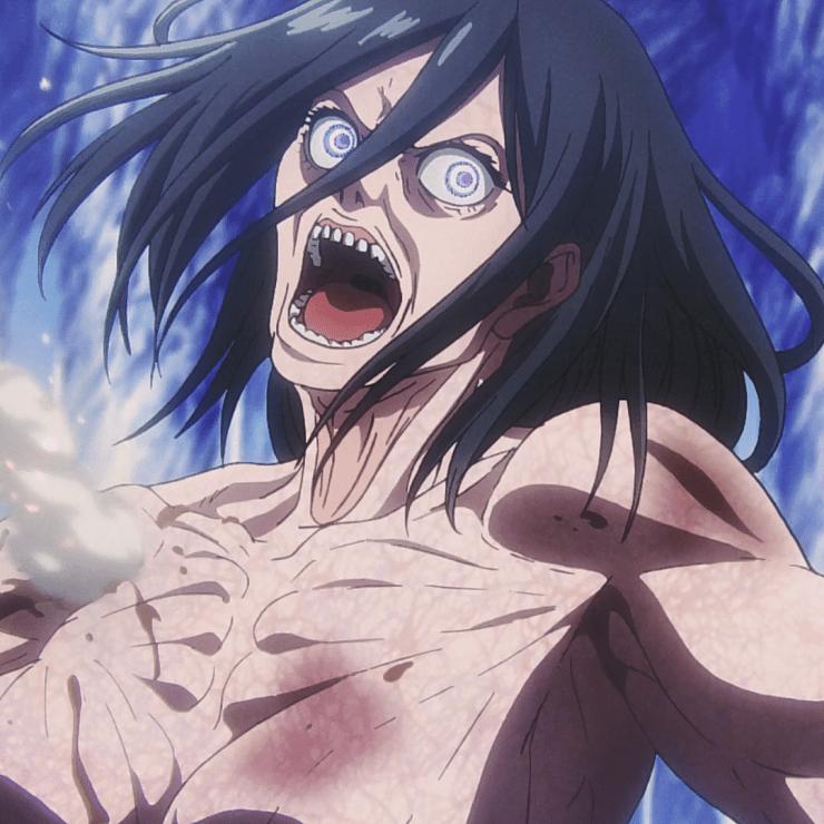 poderes nueve titanes SNK Shingeki no Kyojin manga anime Titán Martillo de Guerra