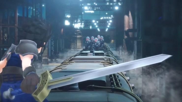 Dying Light 2 E3 2021 Final Fantasy VII XVI Life is Strange Forspoken Square Enix