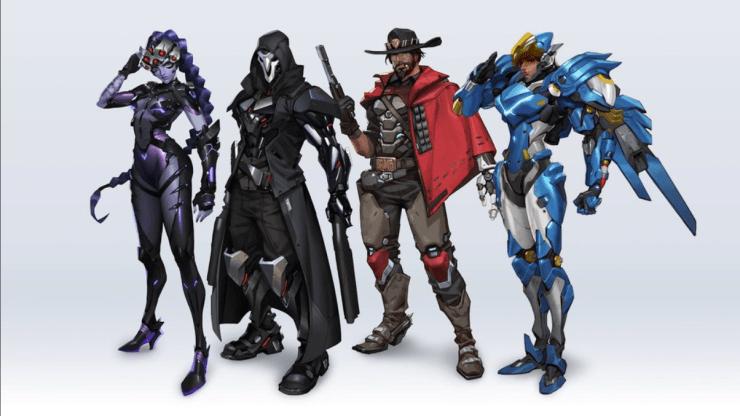 Blizzcon 2021 World of Warcraft Overwatch 2