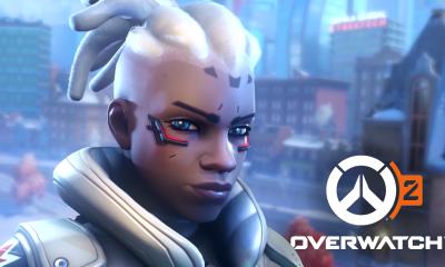 Sojourn Overwatch 2 Blizzcon 2021