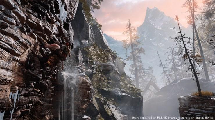 God of War parche PS5 4k 60 fps PlayStation 5