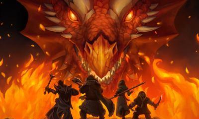 calabozos y dragones nuevo juego videojuego hidden path