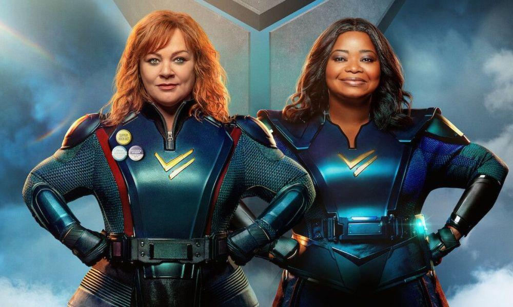 Tráiler de Fuerza Trueno, la comedia de superhéroes de Netflix