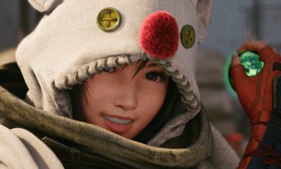 Final Fantasy VII Remake Intergrade DLC Yuffie PS5