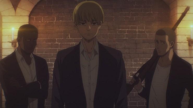 Attack on Titan Shingeki no Kyojin episodio 76