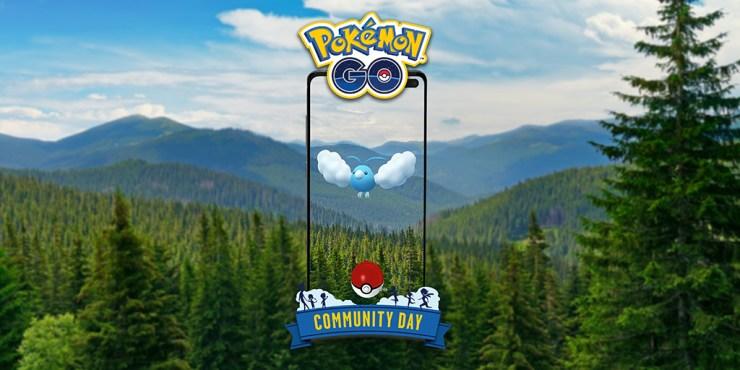 Pokémon GO Día de la Comunidad mayo 2021 Swablu Mega-Altaria