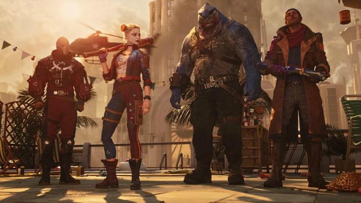 Warner Bros Games E3 2021 Gotham Knights Suicide Squad Hogwarts Legacy
