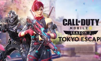 call of duty mobile temporada 3 escape de tokio tokyo