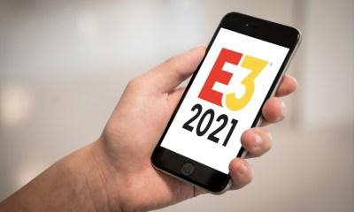 E3 2021 app celular