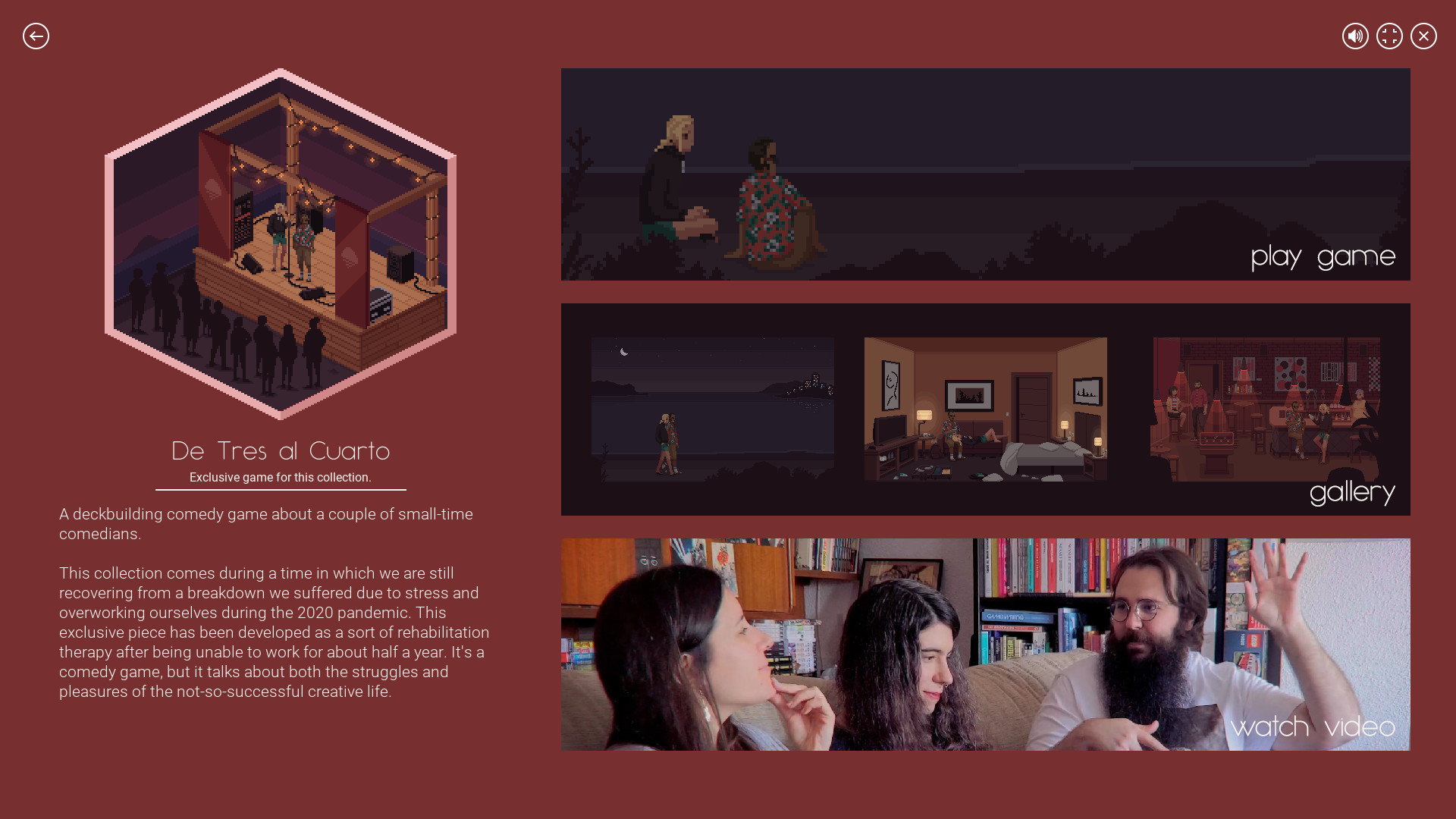 Essays on Empathy reseña impresiones review análisis crítica Devolver Digital Deconstructeam indie