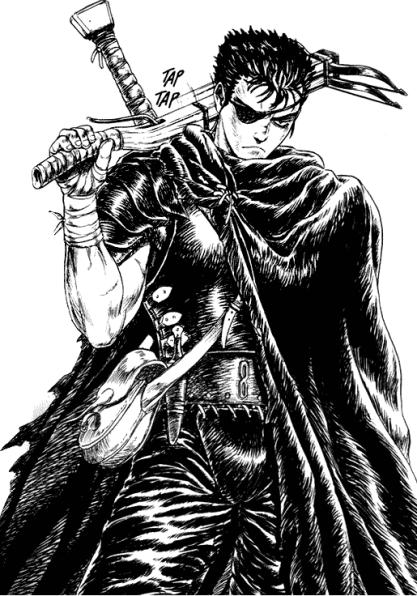 Berserk manga Kentaro Miura autor fallecido quién es muerte fallecimiento