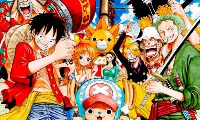 One Piece personajes favoritos