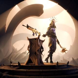 Fortnite: encuentren la isla  de Orelia, el rifle SCAR dorada y Lara Croft de oro